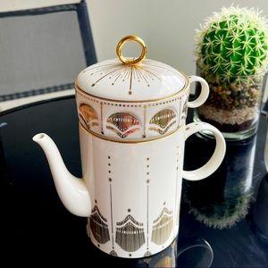 ✨SALE Gold Trimmed Porcelain Teacup Set